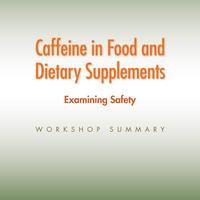 Ingyenes e-book az ételekben és étrend-kiegészítőkben használt koffein biztonságosságáról