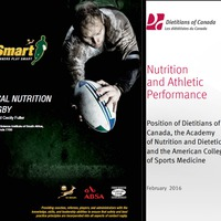 Nutrition&Conditioning for Rugby (Copyright BokSmart ©) + Nutrition and Athletic Performance 2016