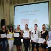 Gratulálunk sportolóinknak a NOB-ösztöndíjhoz!