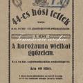 44-es hősi tettek - A Horozanna-Wielka-i győzelem 1914.