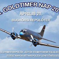 Goldtimer és Oldtimer nap Budaörsön - minden korosztálynak…