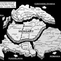 Nagy-Magyarország emlékmű - Nagykanizsa