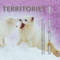 Arktiszi Dollar (Polar Dollar) - három újabb címlete