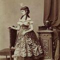 Rudics Petronella bárónő fotográfiája