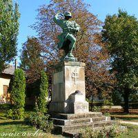 I. világháborús hősi emlékmű - Martonvásár