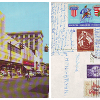 Rákócziról másként – American Hungarian Federation stamp