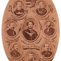 Az Andrássy-kormány egy 1867-es fotográfián