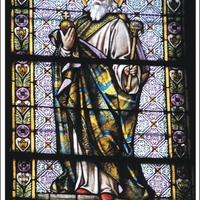 Szent István ablak, Kolozsvár