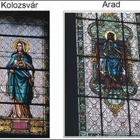 Arad, Kolozsvár
