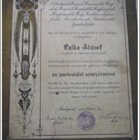 Palka József