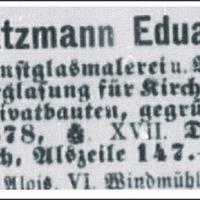 Kratzmann Ede, Wien