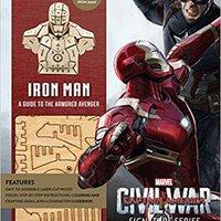??BEST?? IncrediBuilds: Marvel's Captain America: Civil War: Iron Man Signature Series Book And Model Set. Detalles excerpts horas Alerta where system otros