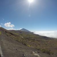 4 nap 2. rész - május 26 kedd -Teide - sziget túra