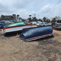3. nap - Halászok, vonatozás a marrákesi labitintusba