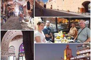 Marrakesh '17 - kis éji szeminárium