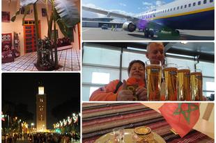Marrakesh '17 - egy kicsit nehéz elindulás