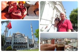 Isztambul - a felfedezés napja I.