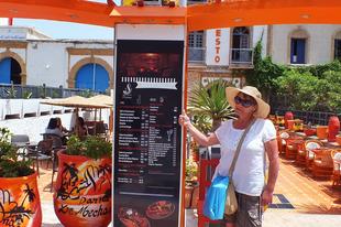 6. nap - Essaouria: nap, fény, kikötő II. - ...sör utánam!