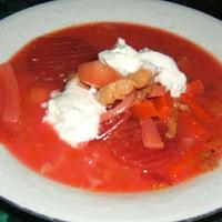 Barscs, avagy a lengyel céklaleves majdnem úgy, ahogy a lengyel szakácsunk főzte