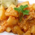 Paprikás krumpli kölessel