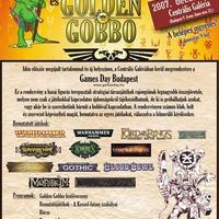 December 9: Games Day és Golden Gobbo!