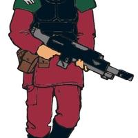 Az IG seregem színsémája
