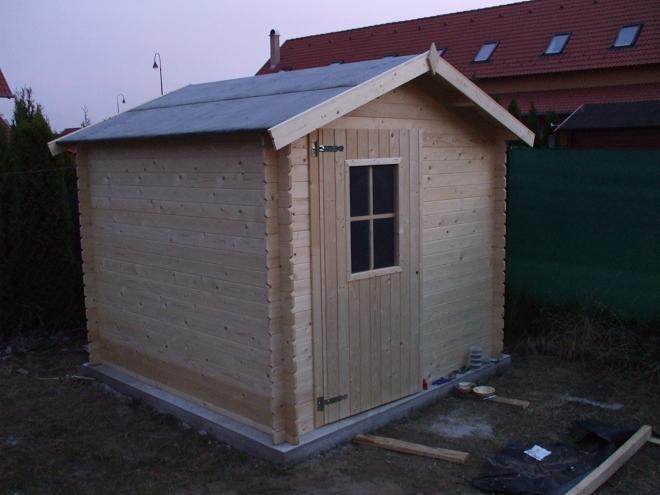 Kész a kis ház