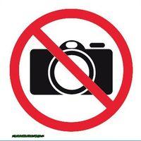A parlamentben fényképezni tilos!
