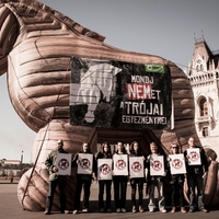 TTIP, és ami mögötte van: trójai faló gördül Európába