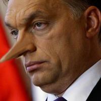 Orbán pénteki hantáival Pinokkió-díjat nyert!
