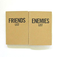 Lex barátok és ellenségek