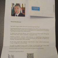 Itt az új Orbán-levél: tovább dübörög a propaganda