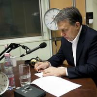 2013. február Pinokkió-díjasa: Orbán Viktor