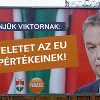 Üzenjük Viktornak: Tiszteletet az EU alapértékeinek!