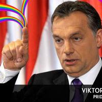 Orbán hálás a melegeknek, kormánya miatt mégis egyre rosszabb a helyzetük