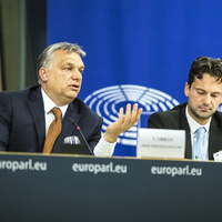 Orbán csak sorosozásra volt képes az EP-ben