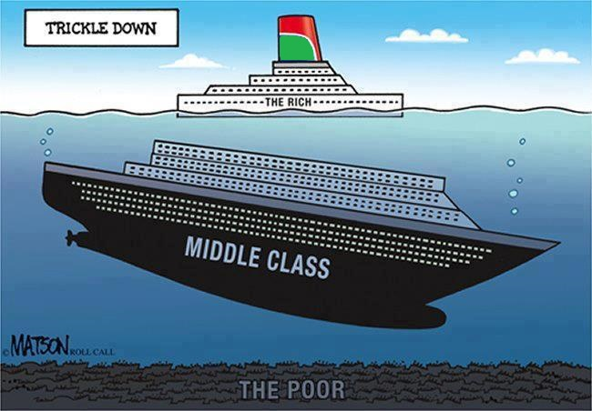 The rich the middle-class and the poor - sinking ship.jpg