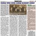 Az első cikk a Tenzi naplóról 2010-ből a Kecskeméti Lapokból (kattints rá!)
