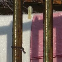 jégbefagyott tündöklő ruhákat