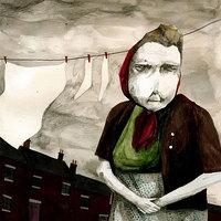 Sam Caldwell: Washing lady