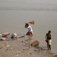 Mosás/Washing @ Varanasi
