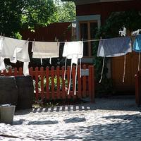 Porkoláb Eszter: Skanzen, Stockholm 2004.