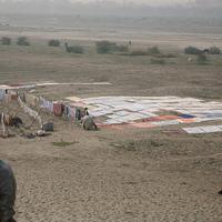 res2000: Teregetés @ Yamuna River in Agra (1.)