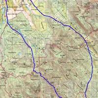 30 Km-es edzéskör a Vértesben