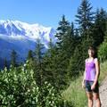 Marathon du Mont Blanc 2018, Yung Race