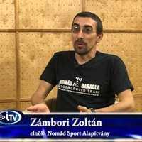 Riport az Irány TV adásában