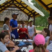 Fotók az Aggteleki Táborról