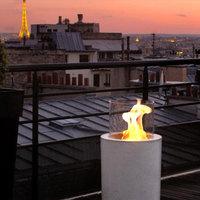 A tűz kell a lakásba - bioetanol kandalló
