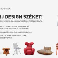 Ha már csak egy design szék hiányzik otthonról...