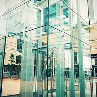 Egy üveglift története